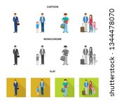vector illustration of... | Shutterstock .eps vector #1344478070