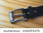 fashion leather belt color... | Shutterstock . vector #1344591470