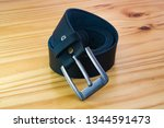 fashion leather belt color... | Shutterstock . vector #1344591473