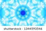 geometric design  mosaic...   Shutterstock . vector #1344593546