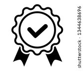 award vector icon  badge with...