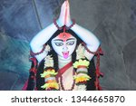 kali  also known as k lik  or...   Shutterstock . vector #1344665870