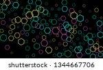 geometric background. simple...   Shutterstock .eps vector #1344667706
