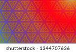 modern stylish texture....   Shutterstock .eps vector #1344707636