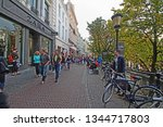 utrecht  the netherlands  10 03 ... | Shutterstock . vector #1344717803