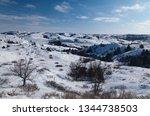 Beautiful Winter Landscape Of...