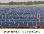 solar panel  alternative... | Shutterstock . vector #1344956243