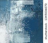abstract background art. 2d... | Shutterstock . vector #1345036070