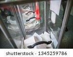 illustrative image of the... | Shutterstock . vector #1345259786