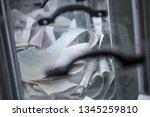 illustrative image of the... | Shutterstock . vector #1345259810
