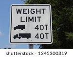 Weight Limit 40 Ton