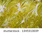 beautiful abstract painting... | Shutterstock . vector #1345313039