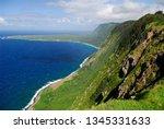 Sea Cliffs Of Kalaupapa Molokai ...