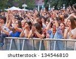 Moscow   Jun 23  Music Fans...