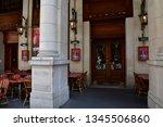 paris  france   april 2 2017  ... | Shutterstock . vector #1345506860