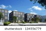 3d building | Shutterstock . vector #134556779