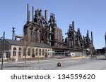 The Old Bethlehem Steel Factor...