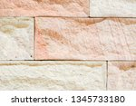 stone background  sand wall... | Shutterstock . vector #1345733180