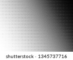 black and white dots background....   Shutterstock .eps vector #1345737716
