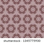 abstract repeat backdrop....   Shutterstock .eps vector #1345775930