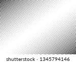 pop art dots background.... | Shutterstock .eps vector #1345794146