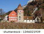 liechtenstein  vaduz   january... | Shutterstock . vector #1346021939