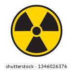 Radiation Symbol Radiation Ico...