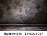 grunge abstract background on... | Shutterstock . vector #1346036069