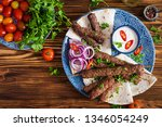 turkish and arabic traditional... | Shutterstock . vector #1346054249