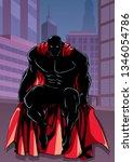 full length illustration of...   Shutterstock .eps vector #1346054786