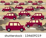 a vector illustration about... | Shutterstock .eps vector #134609219
