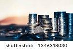 growth money of profitability... | Shutterstock . vector #1346318030