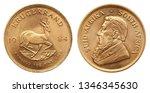 Krugerrand Gold OZ South Africa 1984