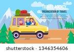 travel agency. organization of...   Shutterstock .eps vector #1346354606