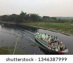 tongi  bangladesh  february...   Shutterstock . vector #1346387999