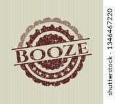 red booze distressed rubber... | Shutterstock .eps vector #1346467220
