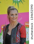 Small photo of LOS ANGELES, CA - MARCH 23, 2013: Alyson Stoner at Nickelodeon's 26th Annual Kids' Choice Awards at the Galen Centre, Los Angeles.