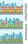 set of three illustrations of...   Shutterstock . vector #1346570183