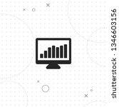 trade  statistics  vector best... | Shutterstock .eps vector #1346603156