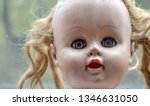 Creepy Doll. Strange Look Of...
