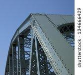 structure of a bridge | Shutterstock . vector #134666429