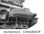oil and gas offshore platform... | Shutterstock . vector #1346683439