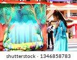 chiang rai thailand   2  6 ... | Shutterstock . vector #1346858783