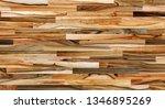 fragment of parquet floor.... | Shutterstock . vector #1346895269
