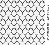 seamless pattern in islamic... | Shutterstock . vector #134694179
