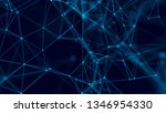 big data visualization.... | Shutterstock . vector #1346954330