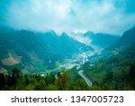 ha giang  vietnam   feb 22 ...   Shutterstock . vector #1347005723