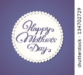 Happy Mother's Day Card....