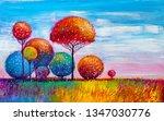 Oil Painting Landscape ...