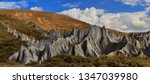 bamei china stone forest ... | Shutterstock . vector #1347039980